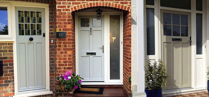 English Door Company front doors