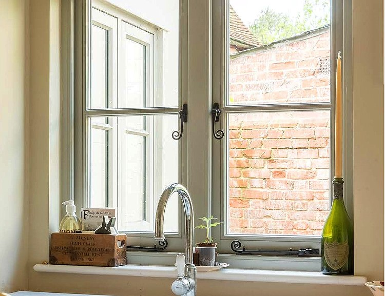 Bereco casement windows